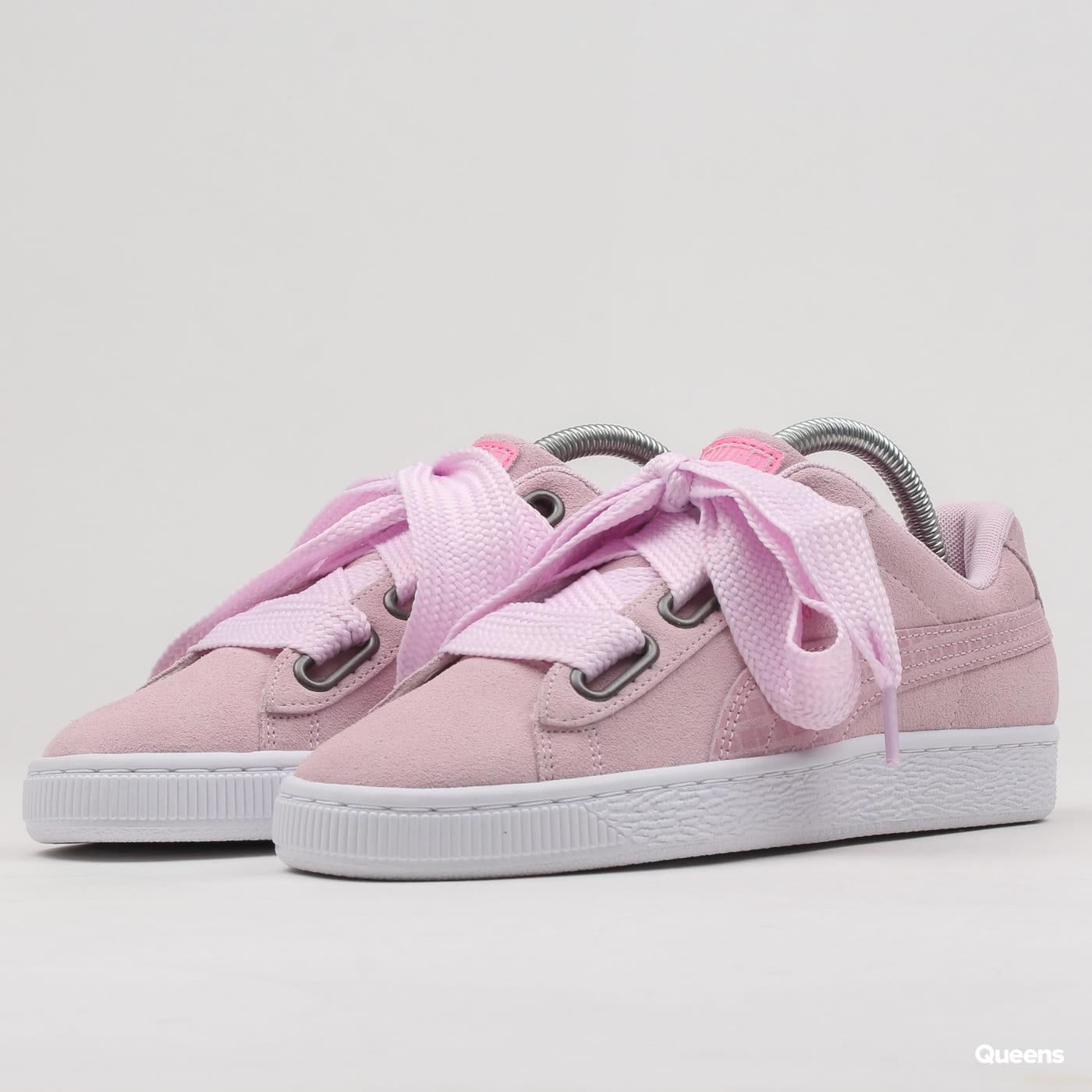 Shoes Puma Suede Heart Street 2 Wn s