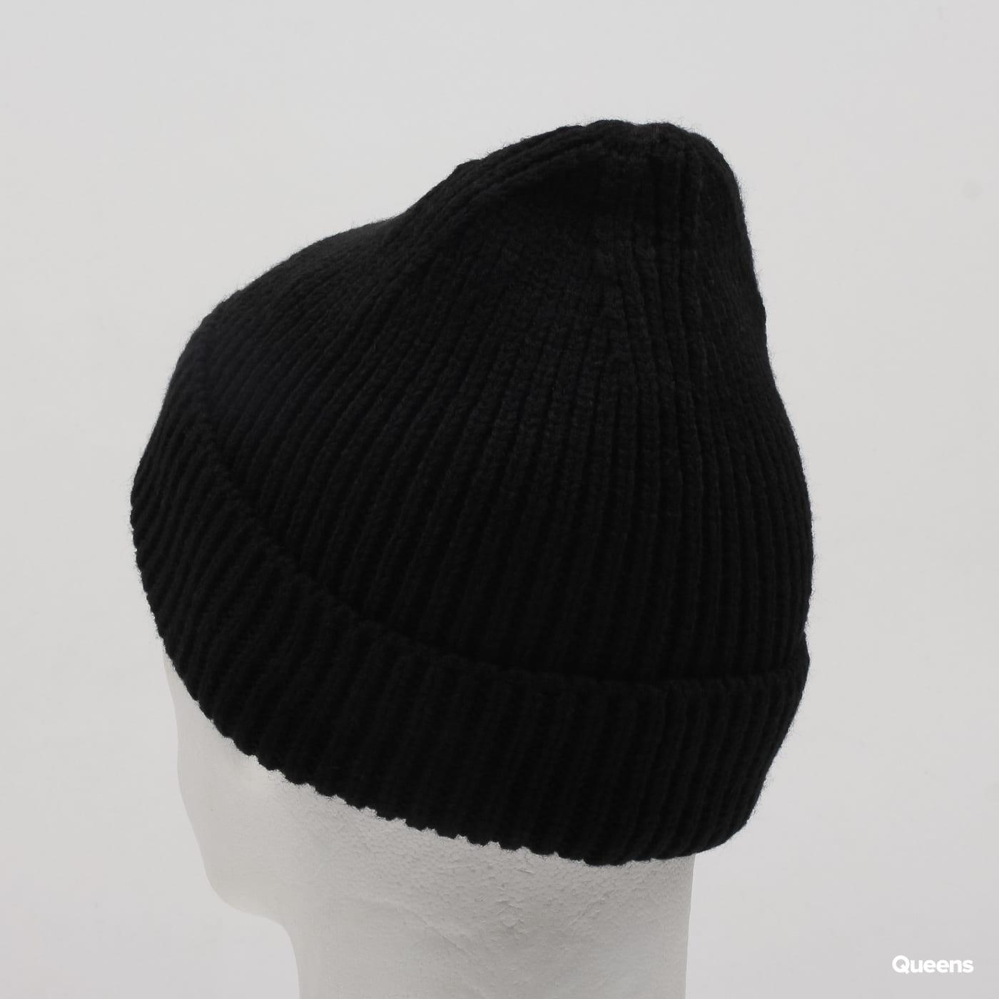 The North Face Logo Box Cuff Beanie black