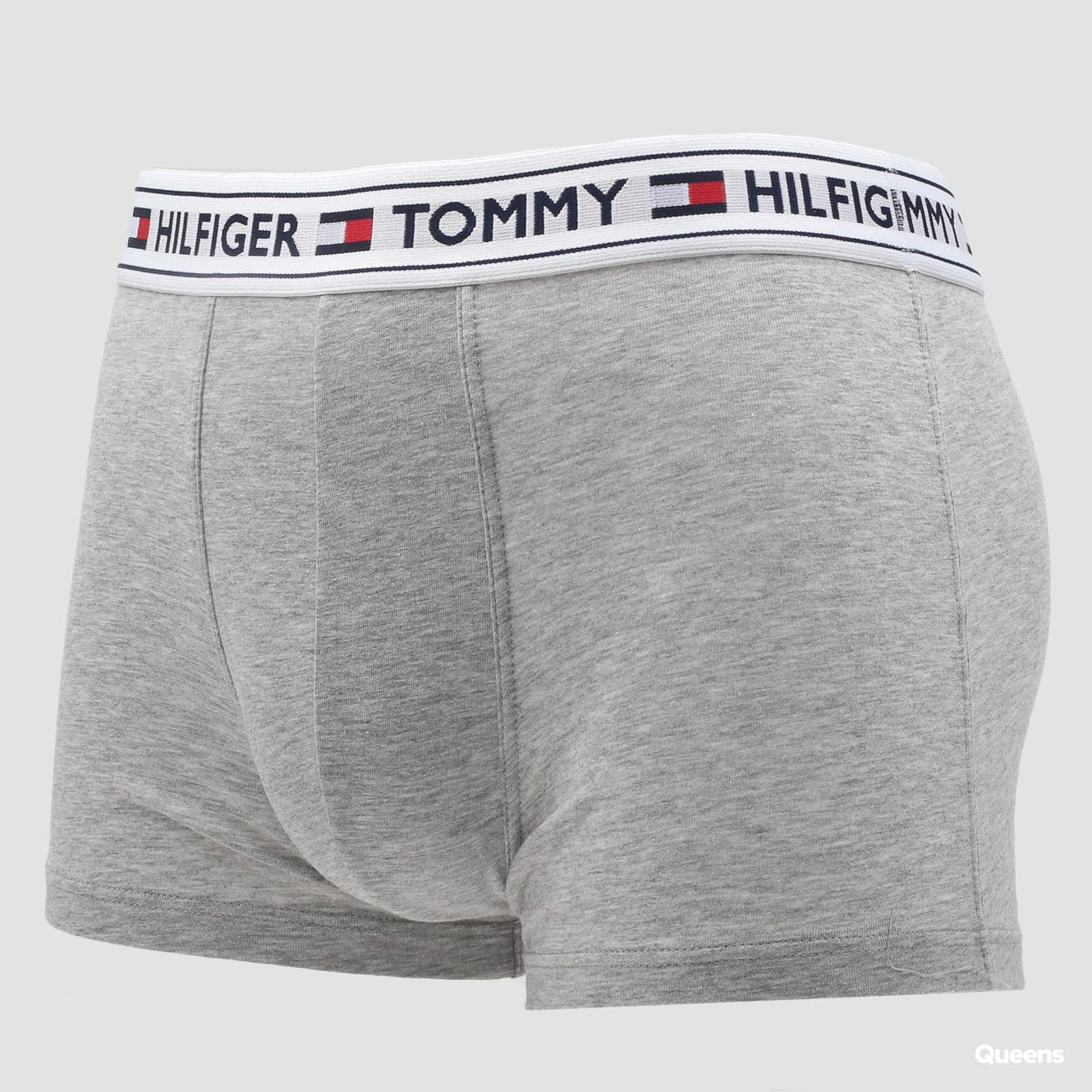 Tommy Hilfiger Authentic Trunk C/O grau melange