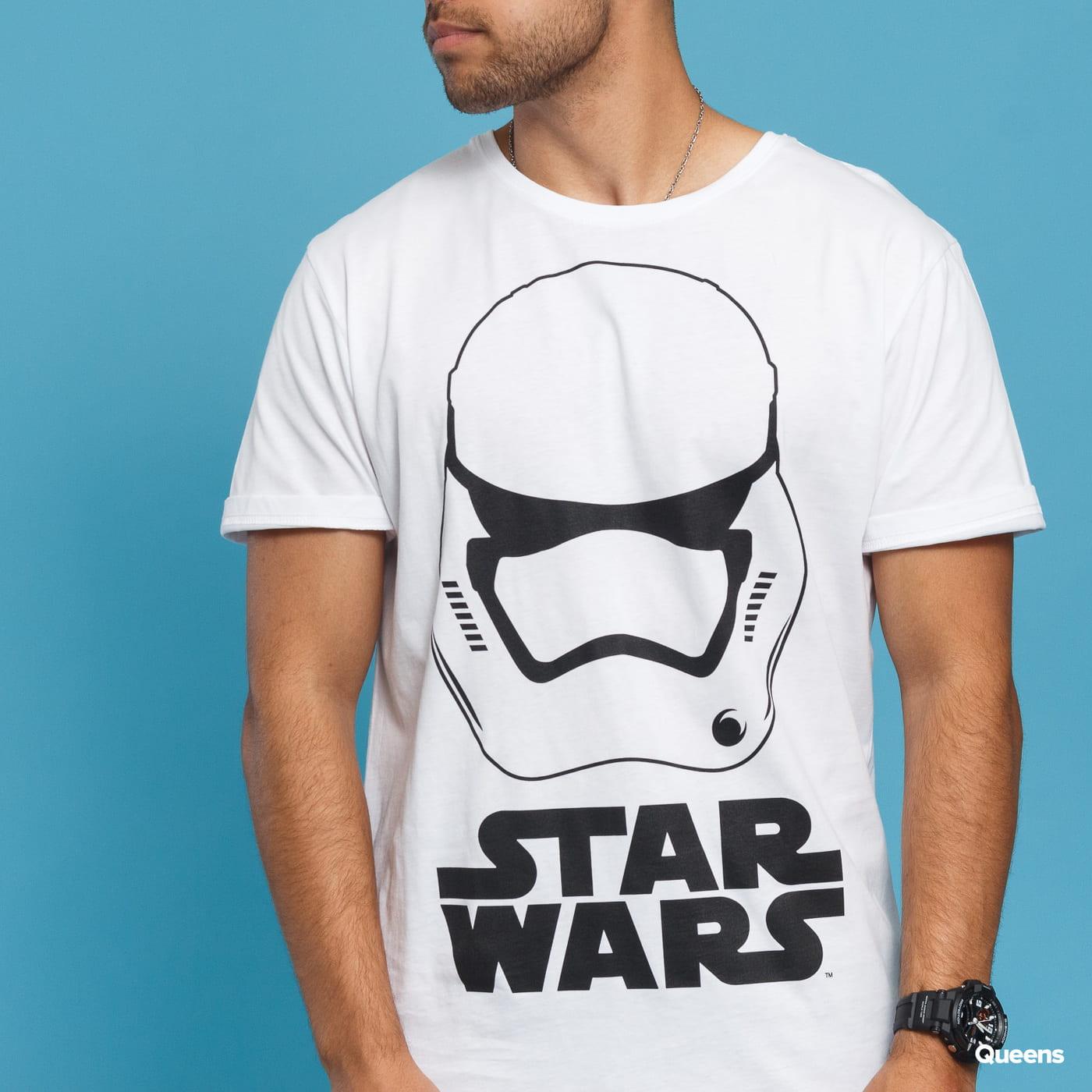 Urban Classics Star Wars Helmet biele