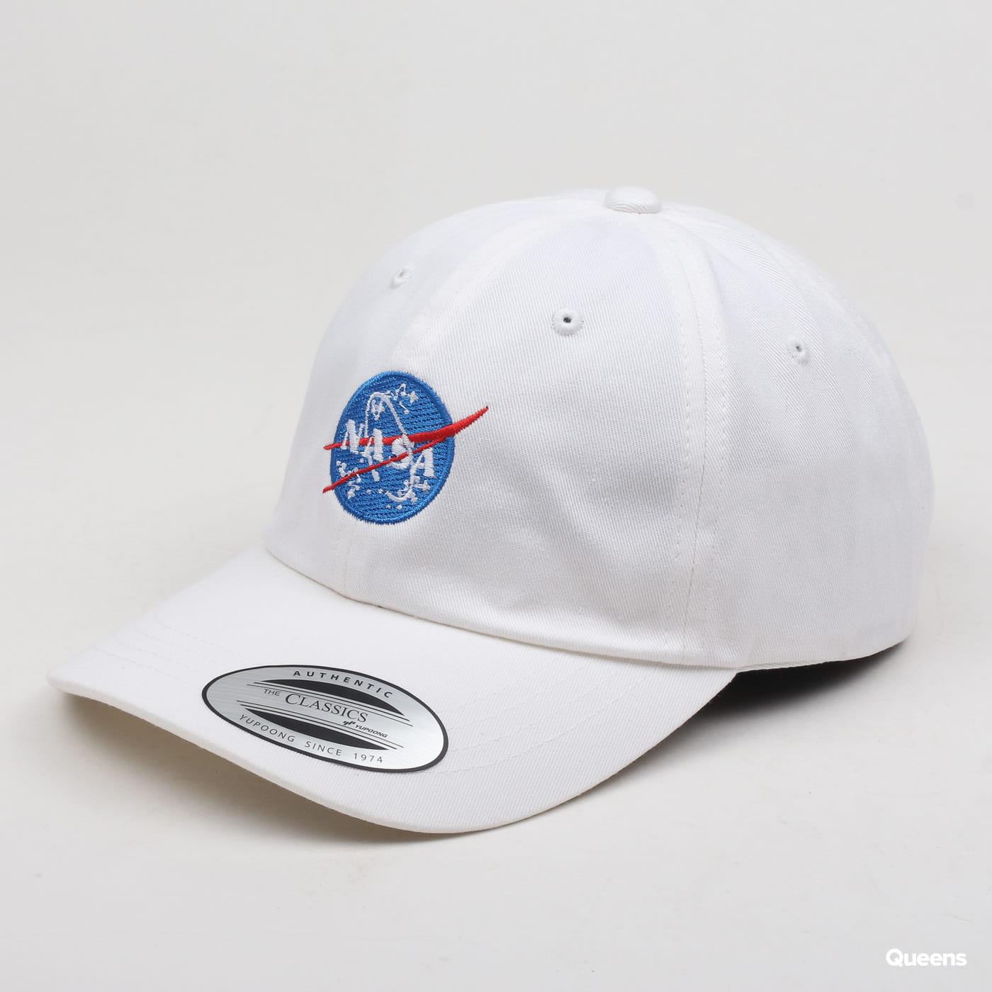 Yupoong NASA Dad Cap biela