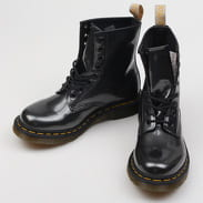 Dr. Martens W 1460 Vegan Chrome gunmetal