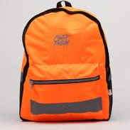 F*CK THEM Neon Backpack neon oranžový