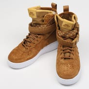Nike W SF AF1 muted bronze / muted bronze