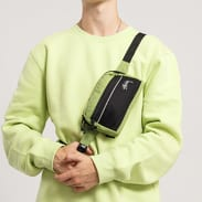 Stüssy Ripstop Nylon Waist Bag green / black / white