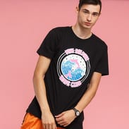 Pink Dolphin PD Club Crest černé