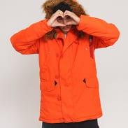 Alpha Industries Explorer oranžová