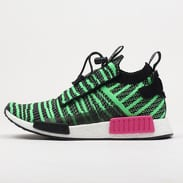 adidas Originals NMD_TS1 PK cblack / shock lime