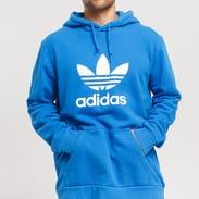 adidas Originals Tefoil Hoody tmavě modrá / bílá