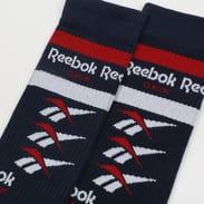 Reebok Classic Vector Crew Socks navy / bílé / červené