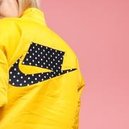 Nike W NSW Parka Insulated MA1 žlutá