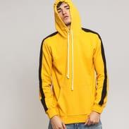 Criminal Damage Carnaby Hood žlutá / černá