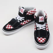 Vans Mountain Edition (checkerboard) black / red