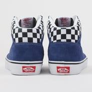 Vans Mountain Edition (checkerboard) blue / black