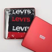 Levi's ® Giftbox Christmas 3Pack černé / červené / bílé