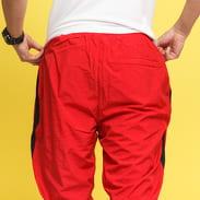 Jordan JSW Diamond Track Pant červené / černé