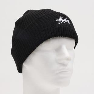 6b32eedc2 Hat Stüssy Stock Cuff Beanie black (132890 / 0001) – Queens 💚