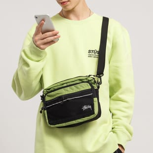 Stüssy Ripstop Nylon Shoulder Bag