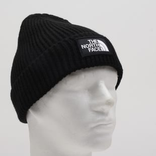 The North Face Logo Box Cuff Beanie