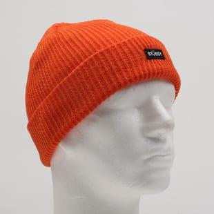 06e442f3c Stüssy Small Patch Watchcap Beanie orange