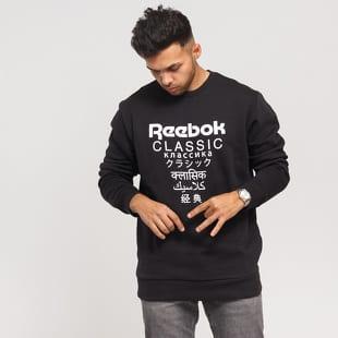 fab7cb33 Sweatshirt / Hoodie Reebok GP Unisex Fleece Crew black (DJ1891 ...