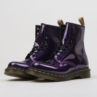 Dr. Martens W 1460 Vegan Chrome