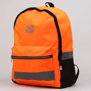 F*CK THEM Neon Backpack