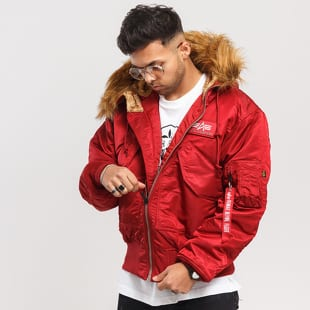 Alpha Industries 45P Hooded Custom