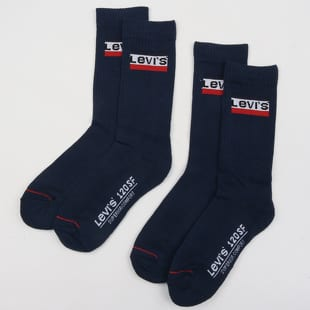 Levi's ® 120SF Regular Cut 2 Pack Socks