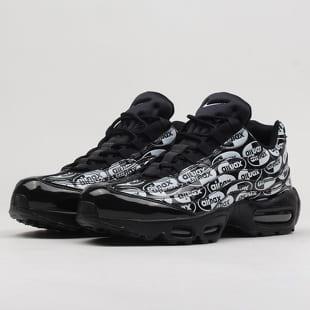 100% authentic fe899 e3506 Nike Air Max 95 Premium black / black - white