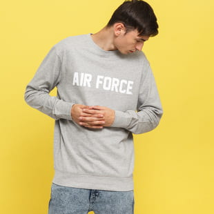 Urban Classics Air Force Lettering Crewneck