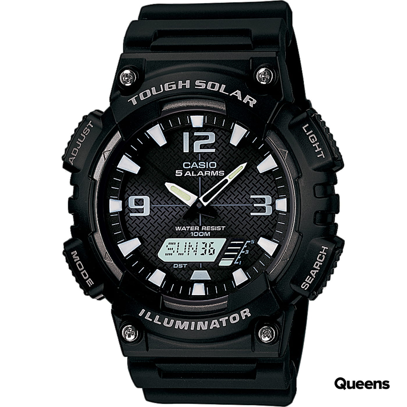 Casio AQ S810W-1AVEF black