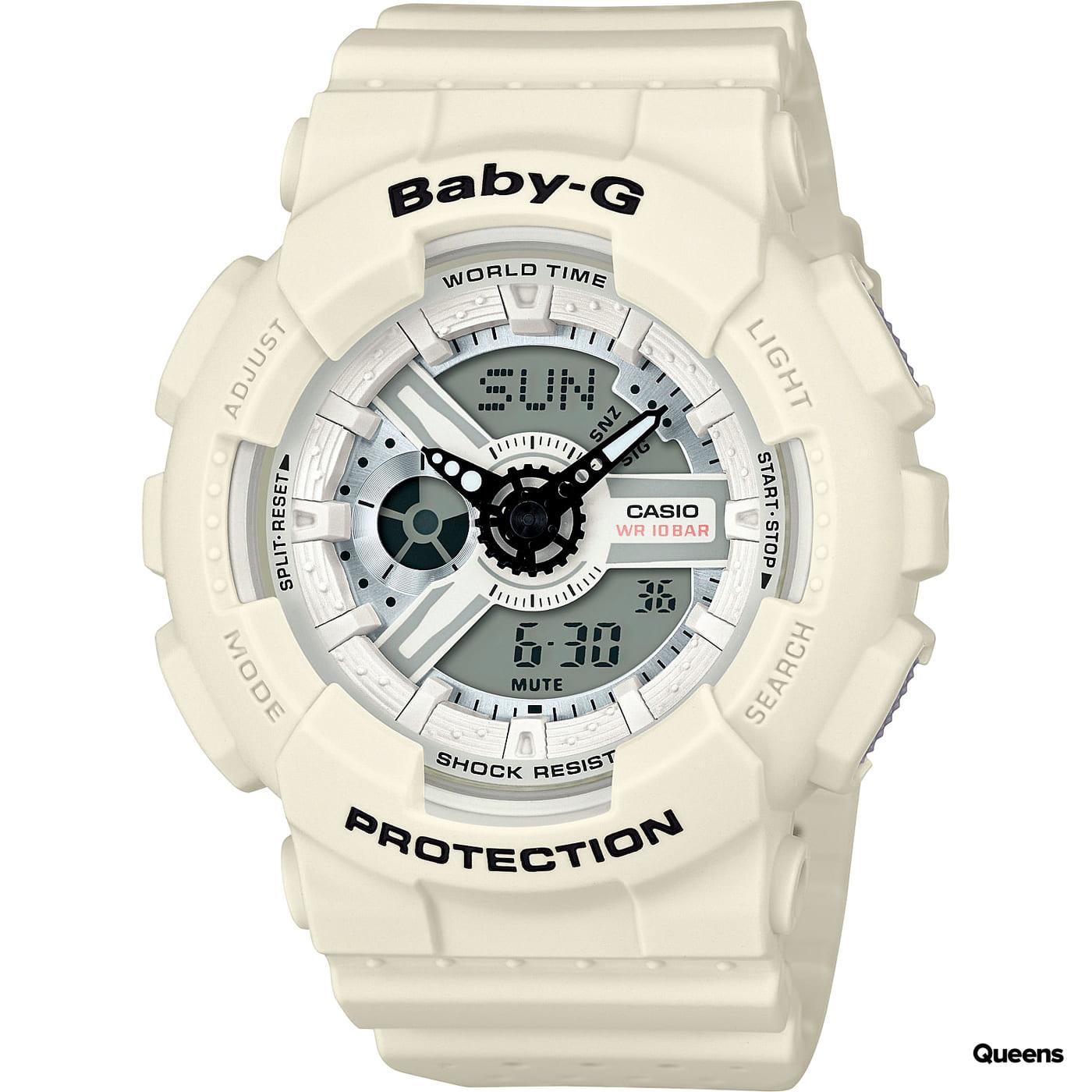 Casio Baby-G BA 110PP-7AER creme