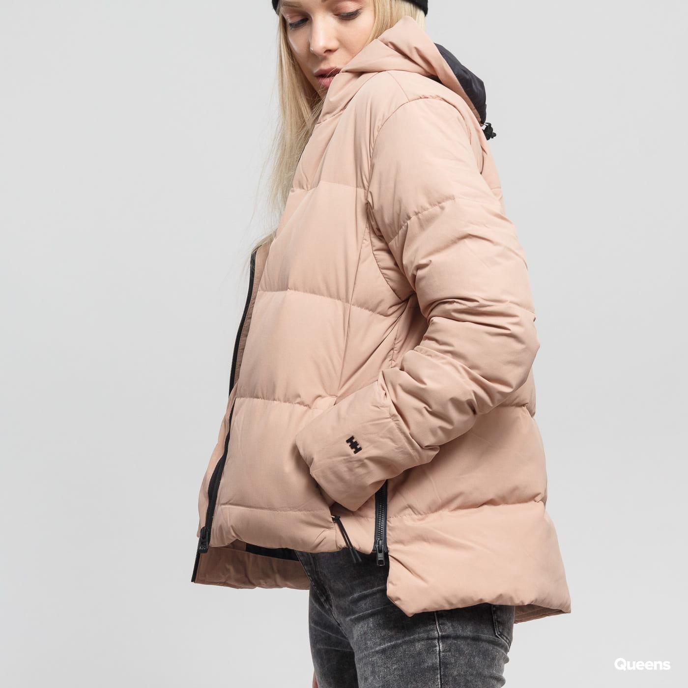 Helly Hansen W Beloved Down Jacket rosa