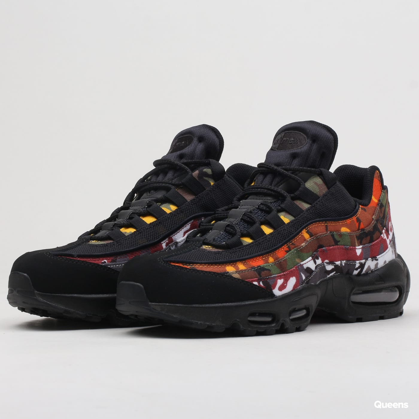ed7bfbf5f32a Sneakers Nike Air Max 95 ERDL Party (AR4473-001)– Queens 💚