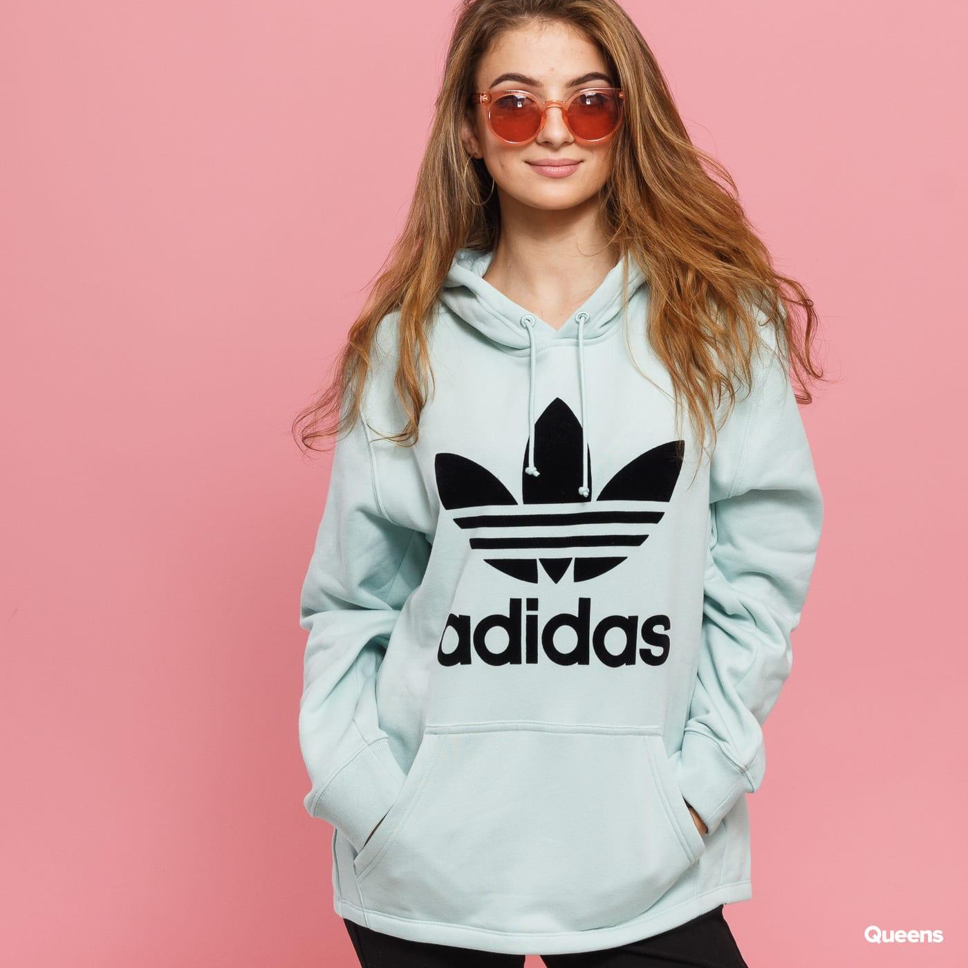 adidas Originals OS Hoodie menthol