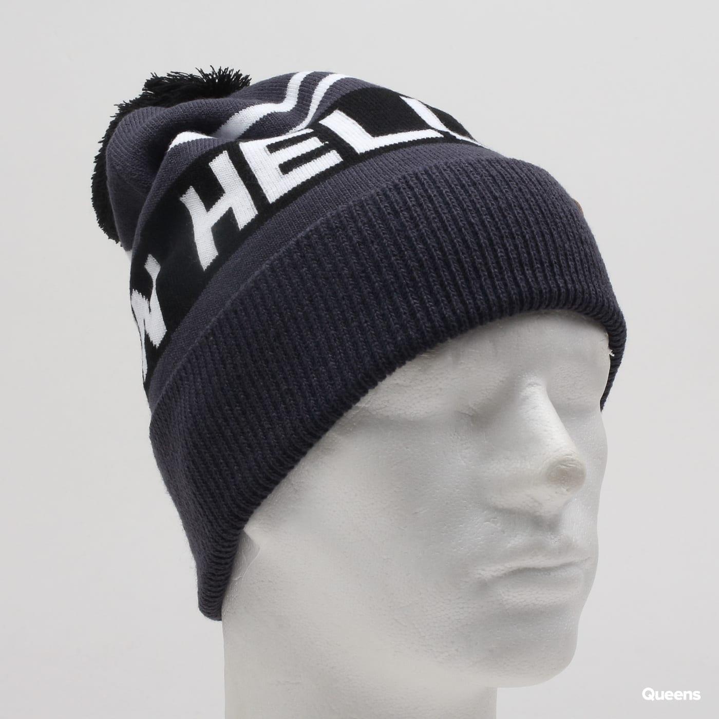 Helly Hansen Ridgeline Beanie navy / čierny / biely