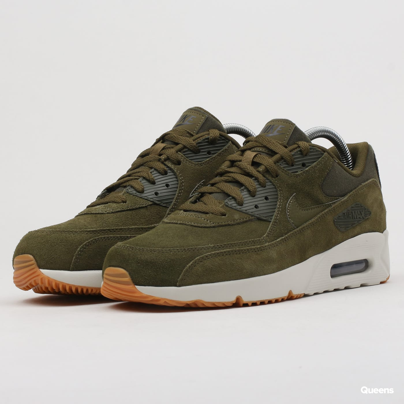 Obuv Nike Air Max 90 Ultra 2.0 Leather (924447-301)– Queens 💚 ee776b5945c