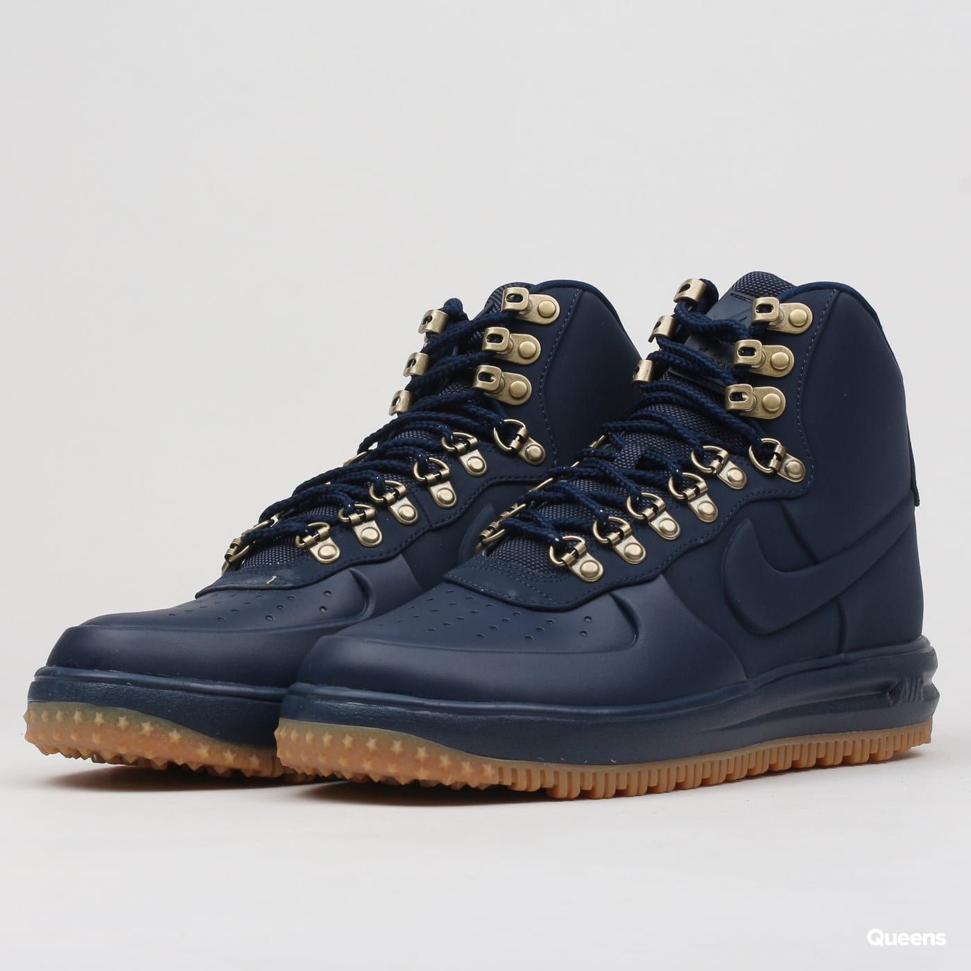 Pánské zimní boty Nike Lunar Force 1 Duckboot  18 (BQ7930-400) – Queens 💚 384b4ae14a8