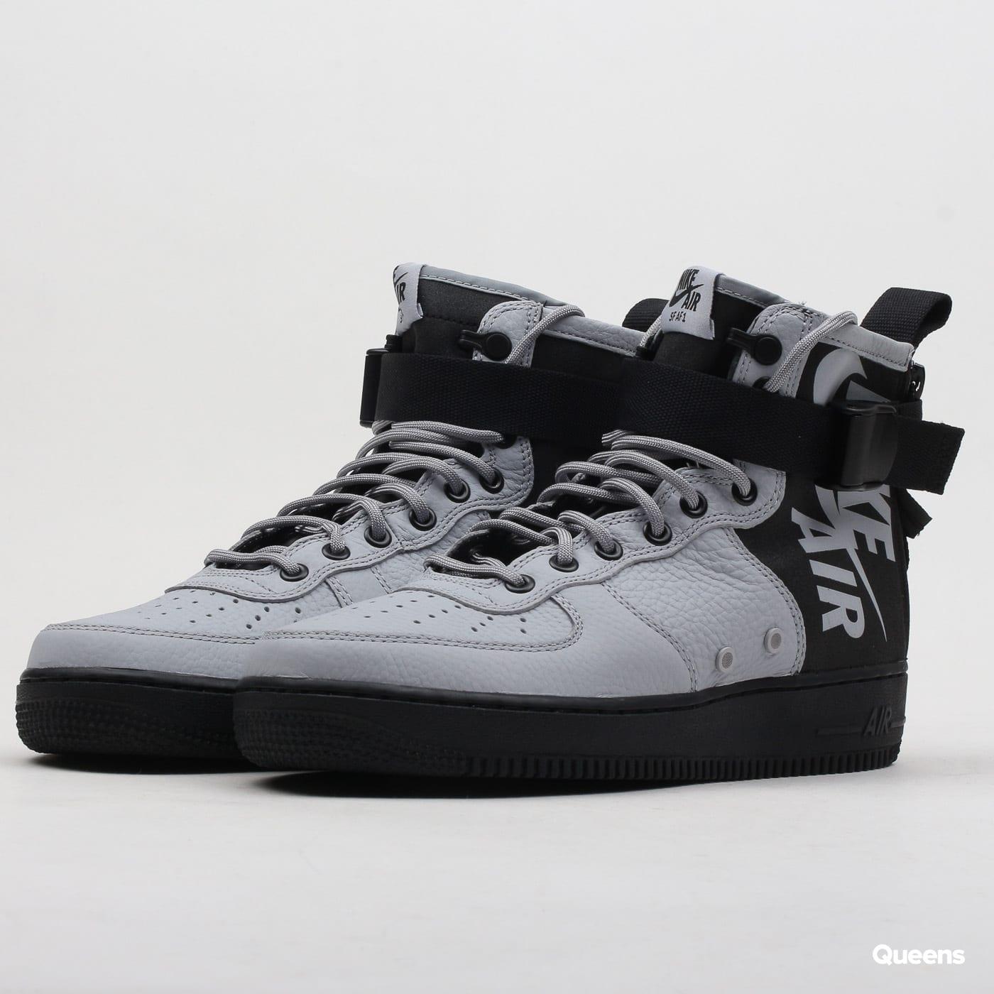 a6953f62b81 Sneakers Nike SF AF1 Mid wolf grey / wolf grey - black (917753-009) –  Queens 💚