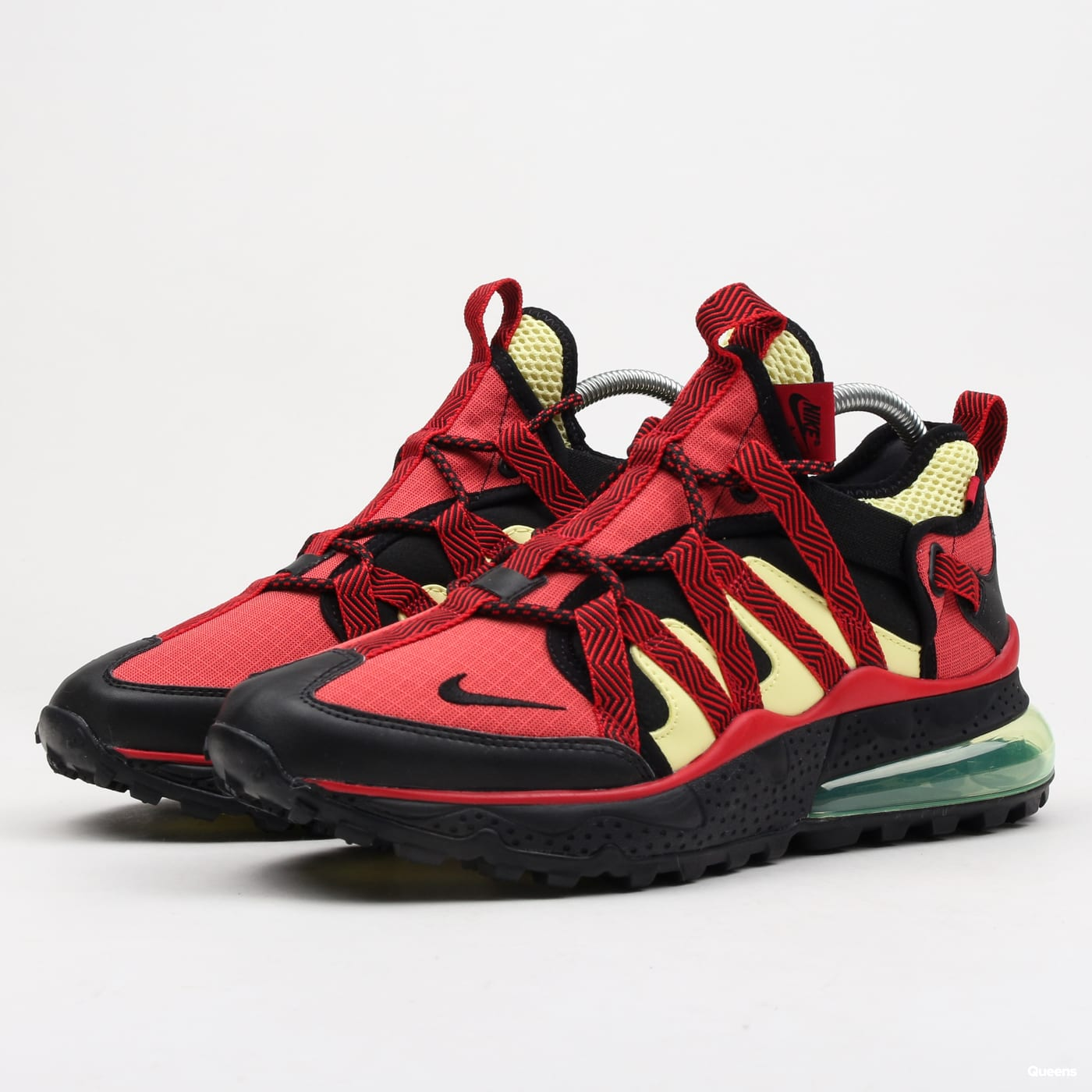 Nike Air Max 270 Bowfin black / black - university red