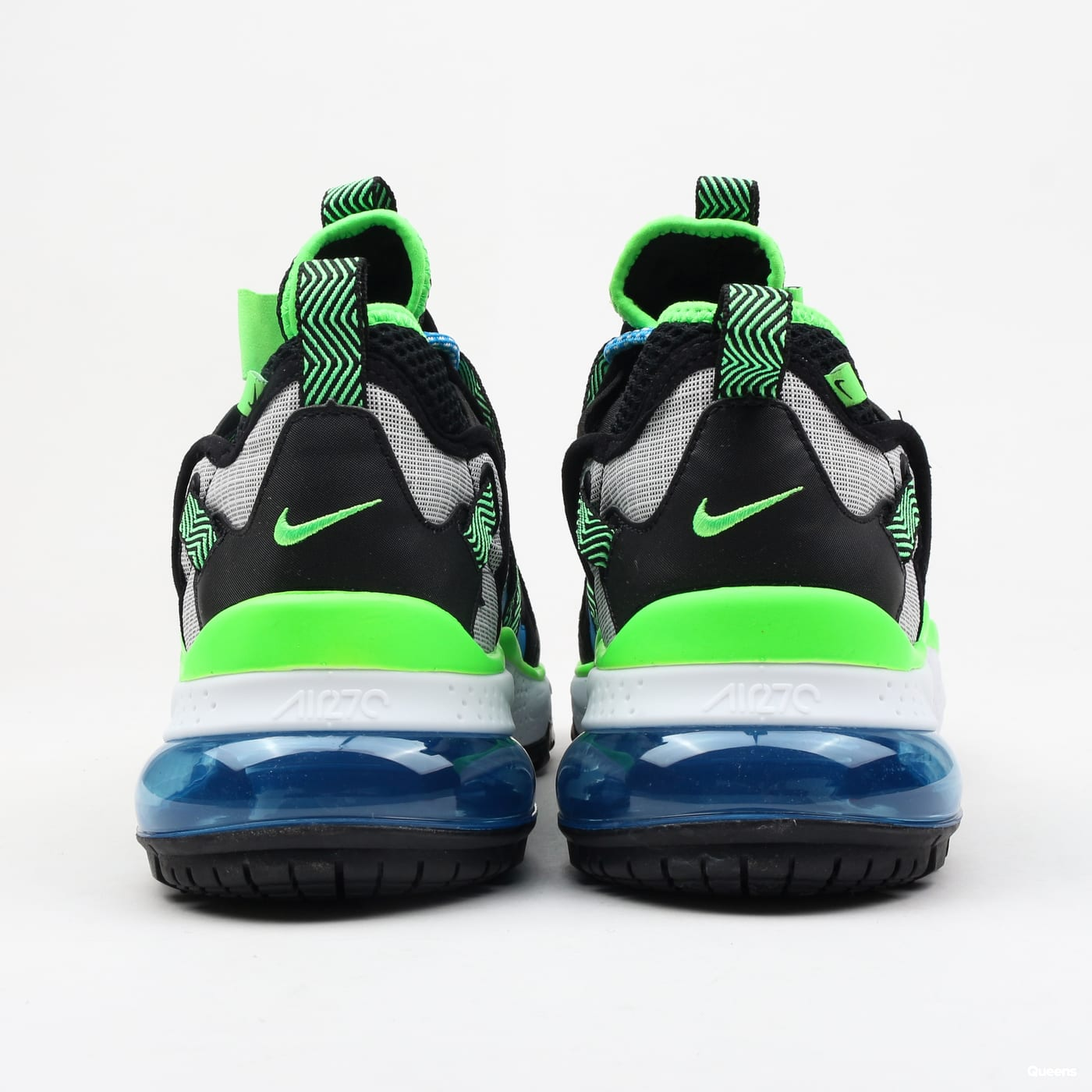 Nike Air Max 270 Bowfin black / black - phantom - photo blue