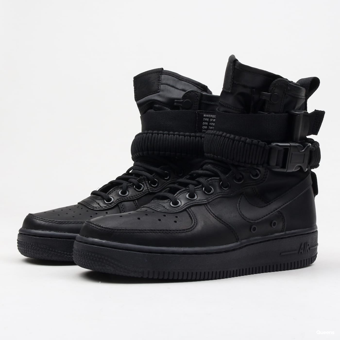 competitive price ca96e c8694 Nike W SF AF1 (857872-005)– Queens 💚