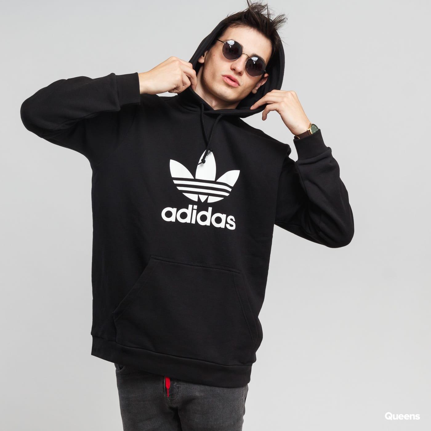 Mikina adidas Originals Trefoil Hoodie (DT7964) – Queens 💚 259bec6380