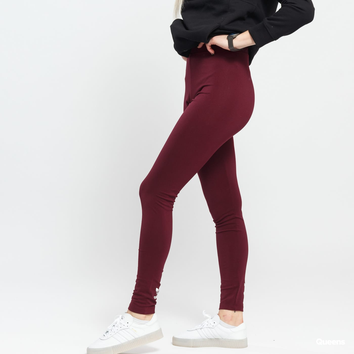 Legíny adidas Originals Trefoil Tight (DH4433) – Queens 💚 d7d2af0ce5b