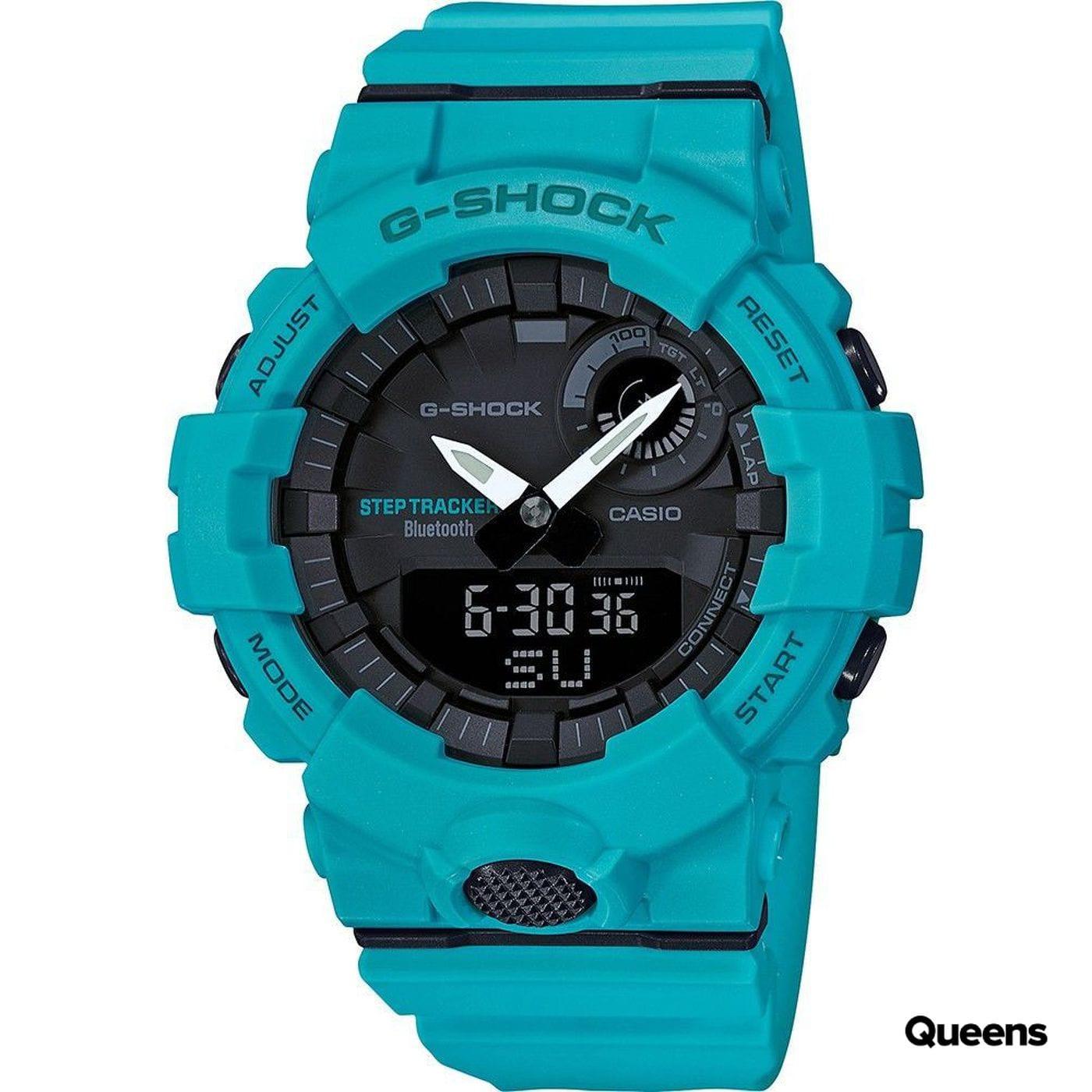 Casio G-Shock GBA 800-2A2ER türkis