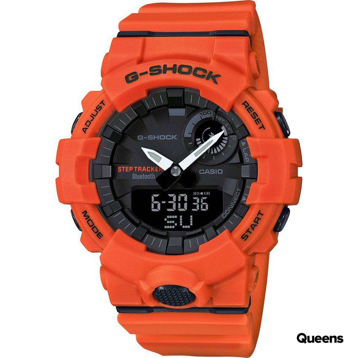 Casio G-Shock GBA 800-4AER orange