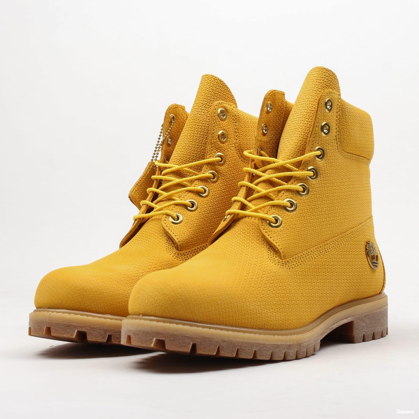 9b5a4ec4b21 Pánské zimní boty Timberland 6 Inch Premium WP Boot (A1QXS - GLD) – Queens  💚