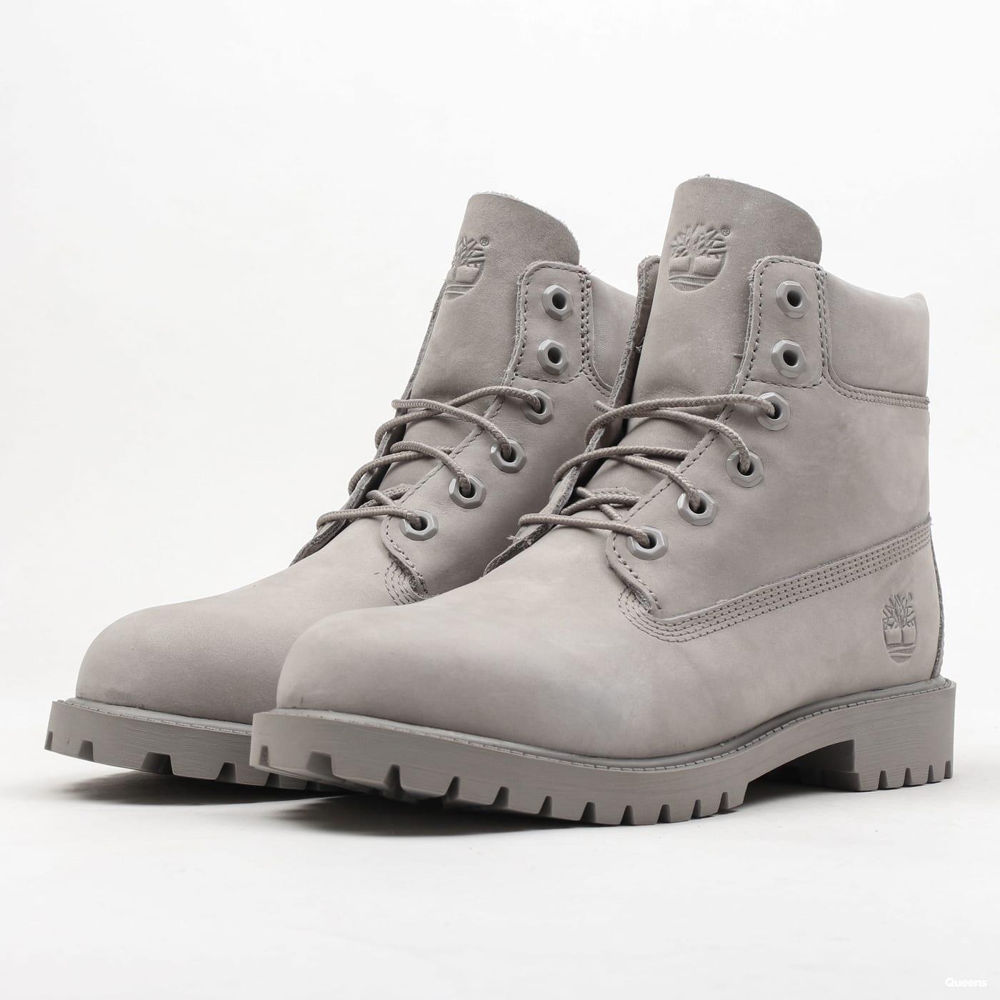 a90f7531e76 Dámské zimní boty Timberland 6 Inch Premium WP Boot (A172F - GRY) – Queens  💚