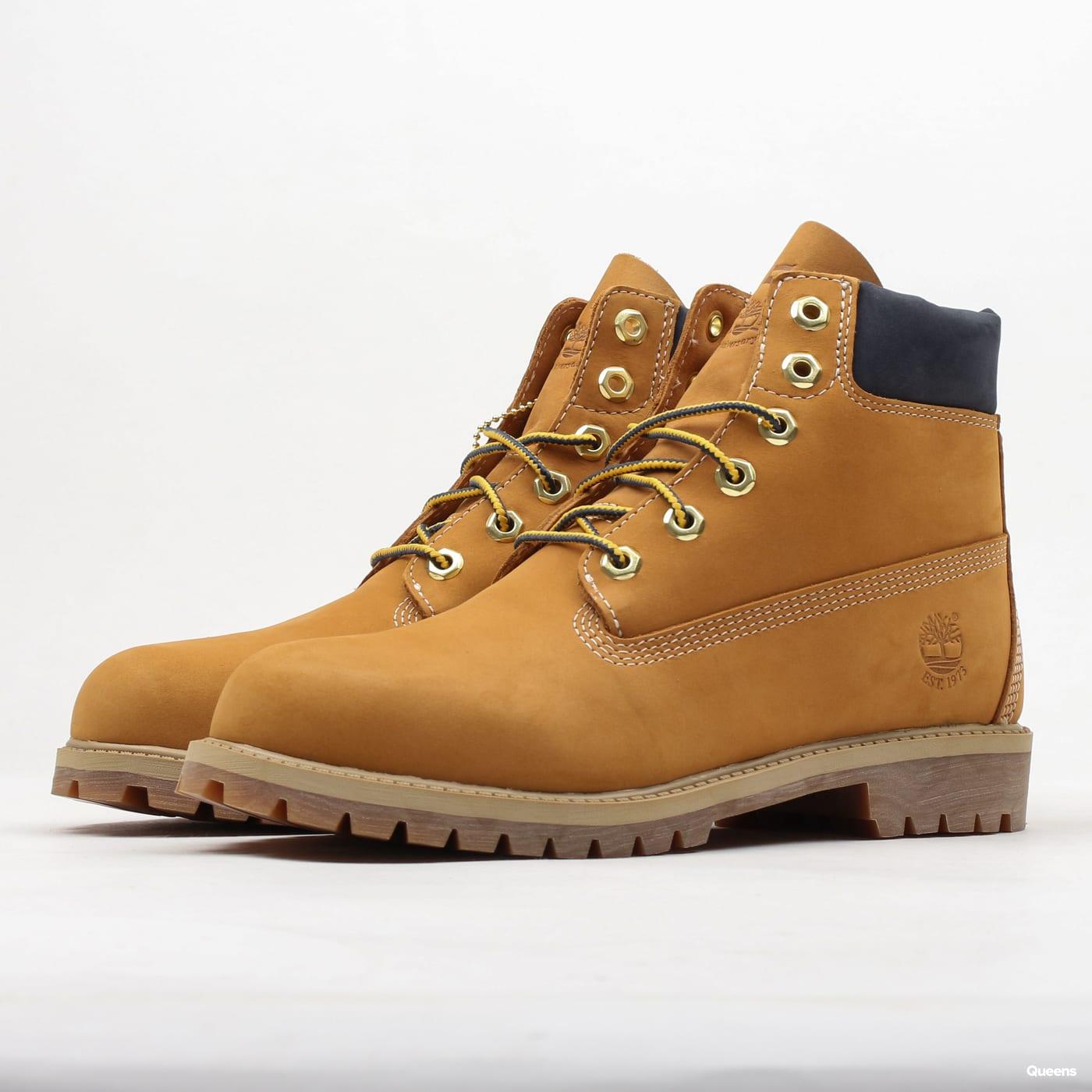 84fd60716f4 Dámské zimní boty Timberland 6 Inch Premium WP Boot (A1VE5 - WHE) – Queens  💚